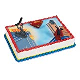 Superman - Man of Steel Cake Topper Kit / 1 kit by Bakery Crafts