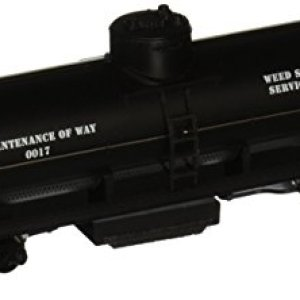 Bachmann Trains Track Cleaning Tank Car MOW – HO Scale Model 31NuIEkomwL