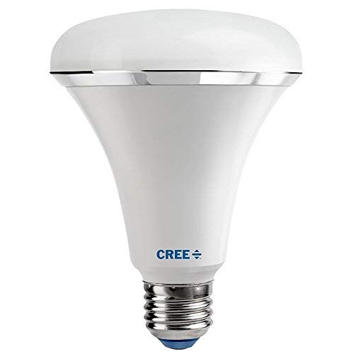 Cree LED 65W / 65 Watt Replacement BR30 Soft White (2700K) Dimmable Flood Light Bulb (12-Pack)