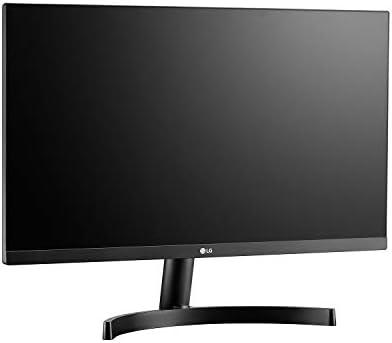 LG 24MK600M-B 24'' Full HD (1920 x 1080) IPS Display with 3-Side Virtually Borderless Design and Radeon FreeSync Technology and Dual HDMI, Black 13