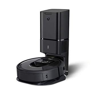 Roomba i7+ Robô Aspirador de Pó Inteligente iRobot Robô Aspirador de Pó Inteligente iRobot Roomba i7+ 110v , Compatível com Alexa
