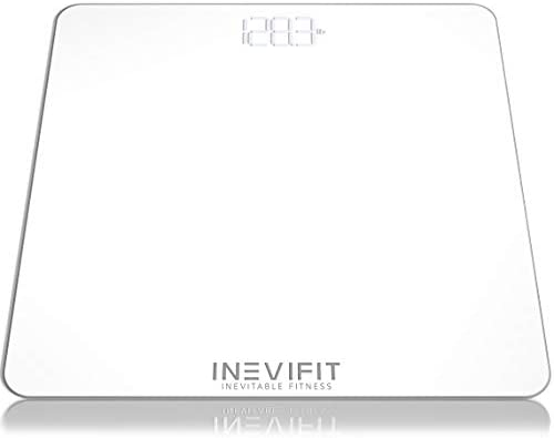 INEVIFIT Bathroom Scale, Highly Accurate Digital Bathroom Body Scale, Measures Weight for Multiple Users. Includes a 5-Year Warranty 3
