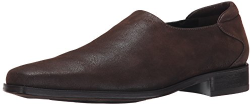 31PRGbcgeUL Donald J Pliner Signature Collection, hand-made production, made in the mountains of Italy Rex Loafer features stretch leather in classic silhouette Genuine leather lining and padded leather insole