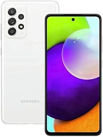 Amazon Com Samsung Galaxy A52 5g Sm A5260 256gb 8gb Ram Factory Unlocked Gsm Only No Cdma Not Compatible With Verizon Sprint International Version White
