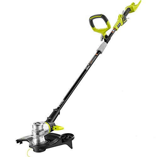 Ryobi RY40201A 40-Volt Baretool Lithium-Ion Cordless String Trimmer/Edger - Battery and Charger Not Included (Certified Refurb)