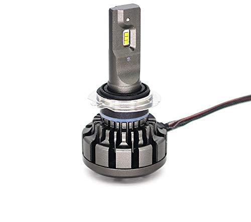 HIKARI Ultra LED Headlight Bulbs Conversion Kit -H7, Prime LED 12000lm 6500K Cool White