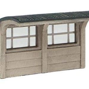 Graham Farish 42-593 Scenecraft Concrete Bus Shelter (Pre-Built) 31QMQMXoTML