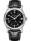 Longines Heritage GMT Mens Watch L2.831.4.53.0