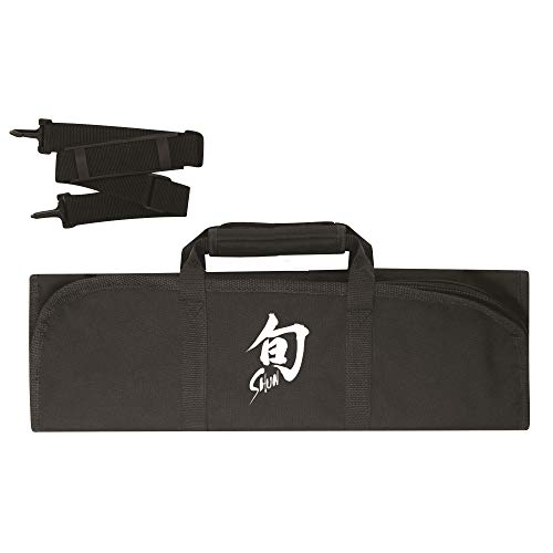 Shun Knife Roll, 8 Slot