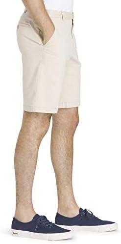 "IZOD Men's Saltwater 9.5"" Flat Front Chino Short 2"