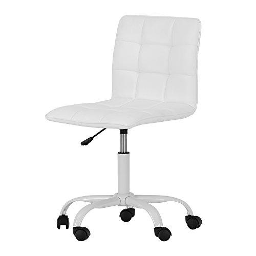 Annexe White Office Chair