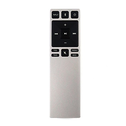 Replacement Remote Control Controller for VIZIO SB3821-C6 SB3821C6 38-Inch 2.1 Channel Sound Bar