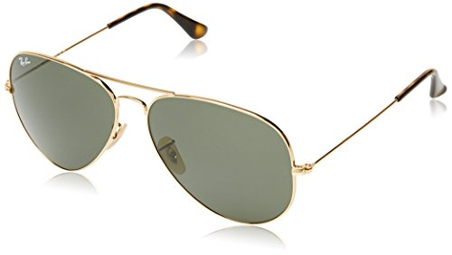 31R9s12dTyL Case included Lenses are prescription ready (rx-able) One of the world's most iconic frames, The Ray-Ban Aviator defines classic style. Originally designed for pilots and now worn by millions, this timeless design will never lose its cool. Countless lens
