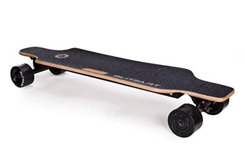 BLITZART Huracane 38' Electric Skateobard Longboard E-Skateboard Motorized Electronic Hub-Motor 3.5' Wheels
