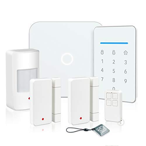 LarmTek Smart Wi-Fi Alarm System