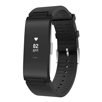 Withings Pulse HR - Water Resistant Health & Fitness Tracker with Heart Rate and Sleep Monitor, Sport & Activity Tracking