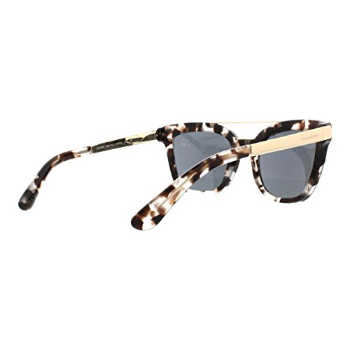 31S%2BuyY2HeL Premium acetate for a quality finish and lasting style. 2 versatile classics and 3 exclusive cubed tones offer a varied color selection for all tastes Light, strong golden metal bridge and temples with adjustable acetate temple tips for stylish comfort Quality gradient and mirror lenses guarantee protection from harmful rays and enhanced vision in bright light