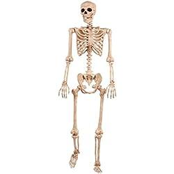 Crazy Bonez Pose-N-Stay Skeleton