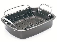 Kitchenaid Roaster Pan with Floating Rack