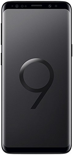 Samsung Galaxy S9 Unlocked - 64gb - Midnight Black - US Warranty (Renewed)