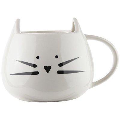 Home-X – Ceramic Cat Coffee and Tea Mug, The Perfectly...