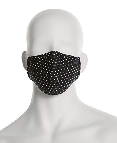 Perry-Ellis-Reusable-Rounded-Woven-Fabric-Face-Masks-Pack-of-3-Colors