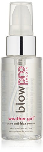 31TUVNK3HJL Super Soy and silk proteins insulate each cuticle to combat frizz and flyaways on humid or rainy days Weightless Weather girl's highly protective weightless formula leaves hair satin soft and more resilient than ever Locks out humidity