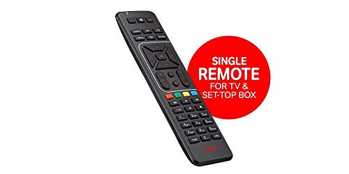 Airtel Digital TV HD Set Top Box with 1 Month Value Lite HD Pack 4