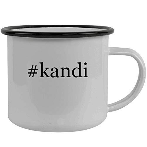 #kandi - Stainless Steel Hashtag 12oz Camping Mug