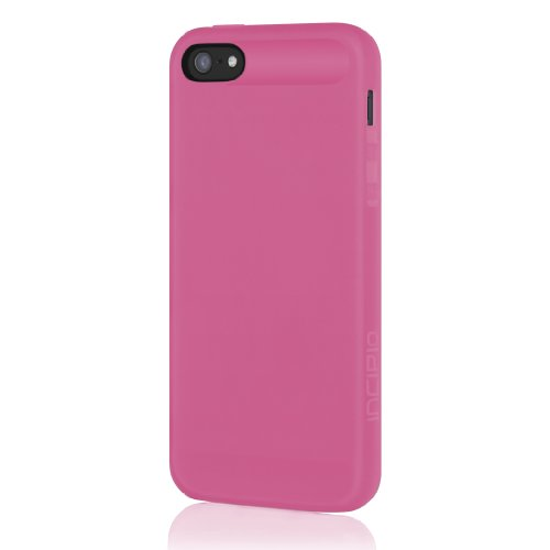 Incipio NGP Case for iPhone 5S - Retail Packaging - Translucent Pink