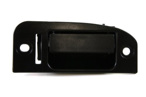 Genuine Honda Parts Passenger Side Rear Door Handle Outer 72640-SCV ...