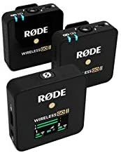 Rode Microphones Wireless GO II Dual Channel Wireless Microphone System 18
