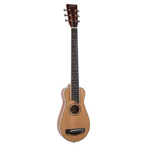 Johnson JG-TR7 Trailblazer II Travel Guitar