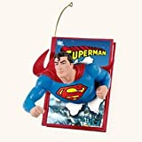 Hallmark Keepsake Ornament Superman Comic Book Heroes