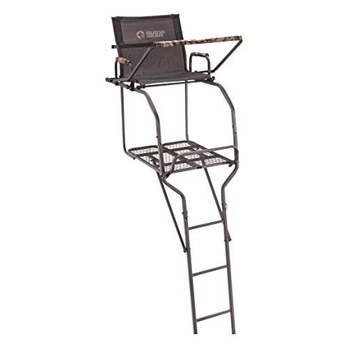 Guide Gear Ultra Comfort 18' Ladder Tree Stand