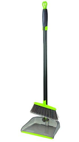 Casabella Wayclean Upright Sweep Set, 35-Inch Broom