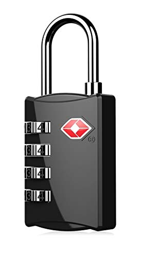 DOCOSS TSA Approved Metal Luggage Padlock, Coming Events