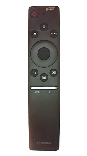 Samsung BN59-01266A New Factory Original BN59-01266A Smart 4K Ultra HDTV Remote Control (BN5901266A/ RMCSPM1AP1
