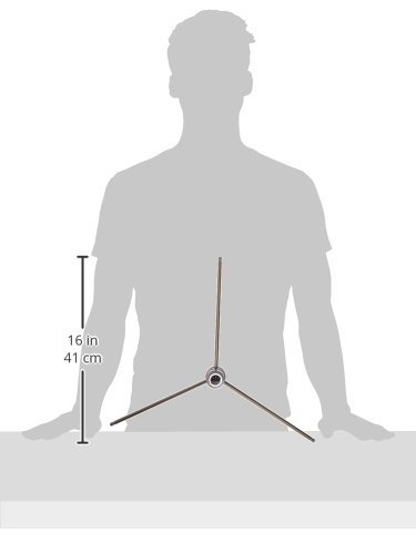 Manfrotto-678-Monopod-Universal-Folding-Base-Black