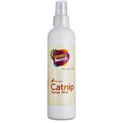 Leaps & Bounds Natural Catnip Spray Mist