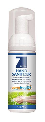 GermFree 24 50ml Foam Hand Sanitizer
