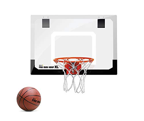 SKLZ Pro Mini Basketball Hoop with Ball,  XL (23 x 16 inches)
