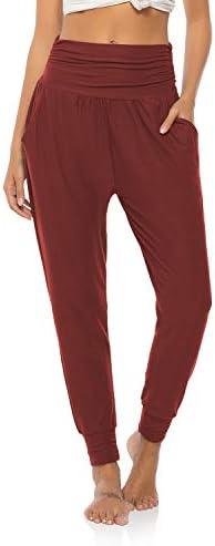 DIBAOLONG Womens Yoga Sweatpants Loose Workout Joggers Pants Comfy Lounge Pants with Pockets 2