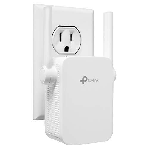 TP-Link | N300 WiFi Range Extender | Up to 300Mbps | WiFi Extender, Repeater, Wifi Signal Booster, Access Point | Easy Set-Up | External Antennas & Compact Designed Internet Booster (TL-WA855RE)