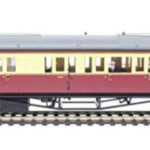 Hornby R4686A BR Collett Coach Corridor Brake 3rd LH 'W4926W, Multi 31VuOmXvsfL