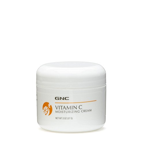 GNC Vitamin C Moisturizing Cream 2 Oz.