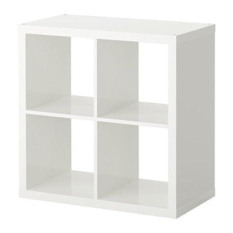 Ikea Kallax étagère Blanc 77x77 Cm