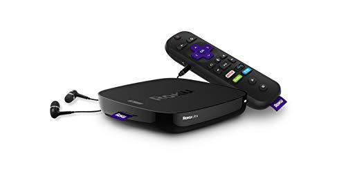 Roku Ultra | HD/4K/HDR Streaming Media Player.Now includesPremium JBL Headphones. (2018) (Renewed)