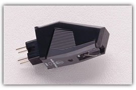 Audio Technica AT3482P .7 mil Conical Cartridge Fits P-Mount Turntables
