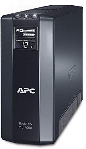 APC Back-UPS Pro 1000VA UPS Battery Backup & Surge Protector (BR1000G)